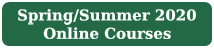 Spring/Summer Online Courses