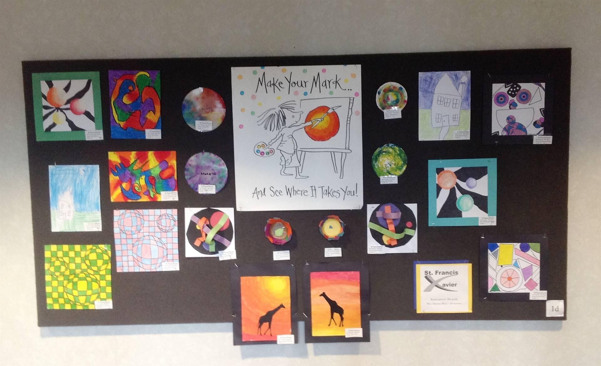 2017 Student Artwork