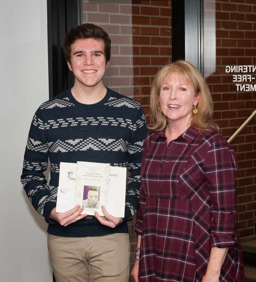 Zachary Batey, First-Place MCAL Scholarship Winner