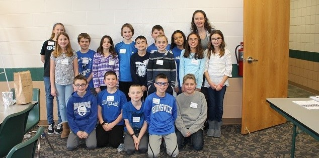Brunswick Math 24 Team