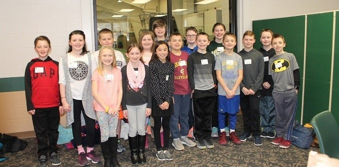 Medina City Math 24 Team