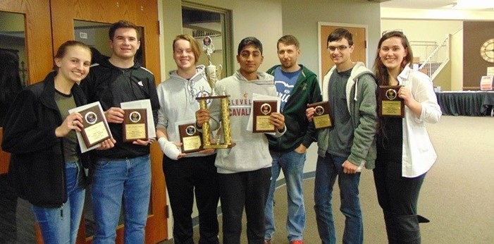 Medina County High School Academic Challenge League tournament champions, Brunswick High School
