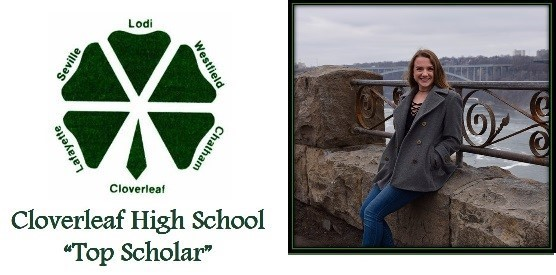 Meriwether Harmon Cloverleaf High School 2018 Top Scholar