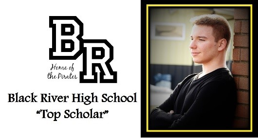 Jason Wright Black River High School 2018 Top Scholar