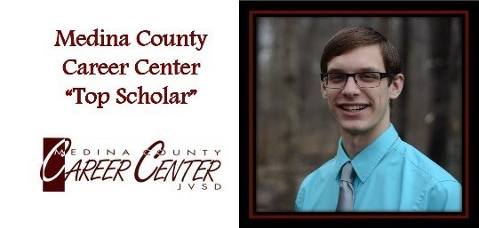 Nicholas Matheis Medina County Career Center 2018 Top Scholar