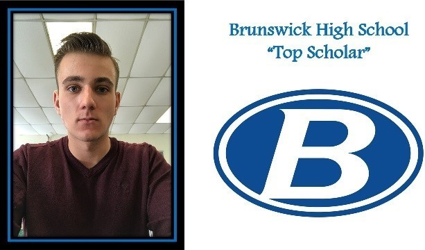 Daniel Mikaelian Brunswick High School 2018 Top Scholar