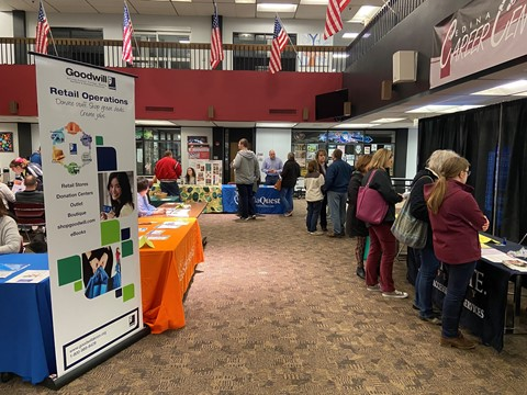 Medina County Parent Transition Academy at the Medina County Career Center - March 11, 2020